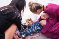 Mowgli Rescue & Rahicali's Furry Friendsgiving at The Butcher's Daughter #28
