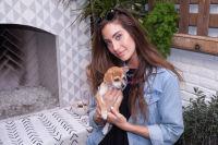 Mowgli Rescue & Rahicali's Furry Friendsgiving at The Butcher's Daughter #55