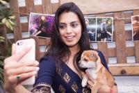 Mowgli Rescue & Rahicali's Furry Friendsgiving at The Butcher's Daughter #64