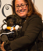 A Night in Muttley Carlo with James Bone, the Amanda Foundation Annual Halloween Fundraiser on Oct. 30, 2016 (Photo by Inae Bloom/Guest of a Guest)