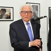 Tony Vaccaro: War Peace Beauty exhibition opening #12