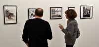 Tony Vaccaro: War Peace Beauty exhibition opening #19