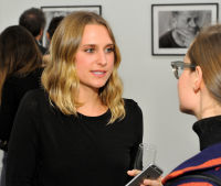 Tony Vaccaro: War Peace Beauty exhibition opening #61