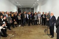 Tony Vaccaro: War Peace Beauty exhibition opening #115