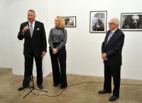 Tony Vaccaro: War Peace Beauty exhibition opening #126