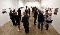Tony Vaccaro: War Peace Beauty exhibition opening #183