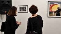 Tony Vaccaro: War Peace Beauty exhibition opening #193