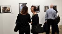 Tony Vaccaro: War Peace Beauty exhibition opening #195