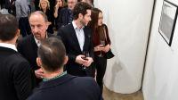 Tony Vaccaro: War Peace Beauty exhibition opening #200