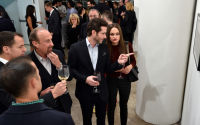 Tony Vaccaro: War Peace Beauty exhibition opening #201