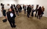 Tony Vaccaro: War Peace Beauty exhibition opening #204