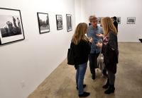 Tony Vaccaro: War Peace Beauty exhibition opening #209