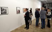 Tony Vaccaro: War Peace Beauty exhibition opening #212