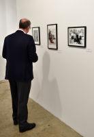 Tony Vaccaro: War Peace Beauty exhibition opening #214