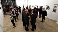 Tony Vaccaro: War Peace Beauty exhibition opening #217
