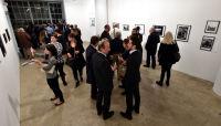 Tony Vaccaro: War Peace Beauty exhibition opening #218