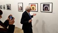 Tony Vaccaro: War Peace Beauty exhibition opening #226