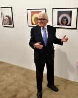 Tony Vaccaro: War Peace Beauty exhibition opening #228