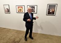 Tony Vaccaro: War Peace Beauty exhibition opening #229