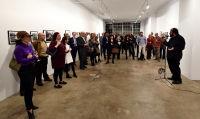 Tony Vaccaro: War Peace Beauty exhibition opening #236