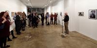 Tony Vaccaro: War Peace Beauty exhibition opening #237