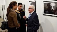 Tony Vaccaro: War Peace Beauty exhibition opening #241