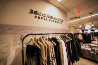 360 CASHMERE Holiday Monogram Shop #13