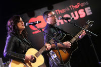 GRAMMYs Week Kicks Off at Mastercard's Masterpass #ThankTheFans House with Brandy Clark + Temecula Road! #3