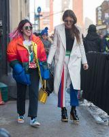 NYFW Street Style 2017: Day 2 #12