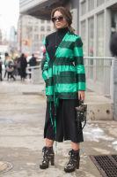 NYFW Street Style 2017: Day 3 #16