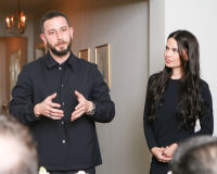 'Culture Happens Here' Dinner + Conversation Celebrating the Design Community with Buick + Magasin's Josh Peskowitz #18