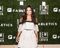 Demi Lovato For Fabletics Collaboration Event #231