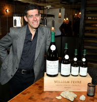 Oysters and Chablis hosted by William Févre Chablis #20