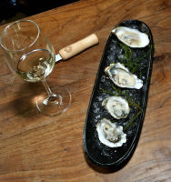 Oysters and Chablis hosted by William Févre Chablis #138