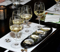 Oysters and Chablis hosted by William Févre Chablis #140