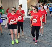 AHA Wall Street Run and Heart Walk - gallery 1 #323