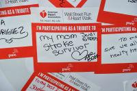 AHA Wall Street Run and Heart Walk - gallery 1 #331