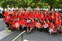 The 2017 American Heart Association Wall Street Run & Heart Walk #43