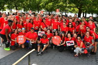 The 2017 American Heart Association Wall Street Run & Heart Walk #40