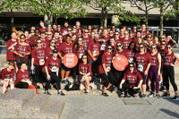 The 2017 American Heart Association Wall Street Run & Heart Walk #79