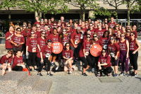 The 2017 American Heart Association Wall Street Run & Heart Walk #76