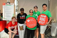 The 2017 American Heart Association Wall Street Run & Heart Walk #89