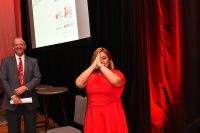 The American Heart Association 2017 Brooklyn GO RED For Women Luncheon #129