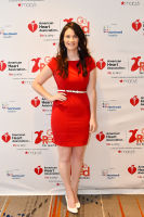 The American Heart Association 2017 Brooklyn GO RED For Women Luncheon #81