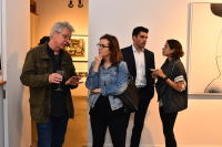 Jean-Claude Mas of Domaines Paul Mas Celebrates Wine & Art at The Curator Gallery NYC, Previews Astelia AAA wine #5