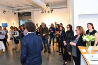 Jean-Claude Mas of Domaines Paul Mas Celebrates Wine & Art at The Curator Gallery NYC, Previews Astelia AAA wine #44