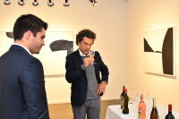 Jean-Claude Mas of Domaines Paul Mas Celebrates Wine & Art at The Curator Gallery NYC, Previews Astelia AAA wine #57