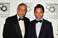 The 16th Annual Outstanding 50 Asian Americans In Business Awards Dinner Gala #121