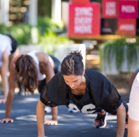 STRONG by Zumba takes Ruschmeyer's with Danielle Snyder #9
