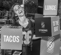 STRONG by Zumba takes Ruschmeyer's with Danielle Snyder #46